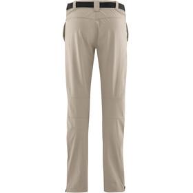 Maier Sports Inara Slim Spodnie długie Kobiety beżowy